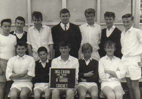 Ingleburn High School cricket team