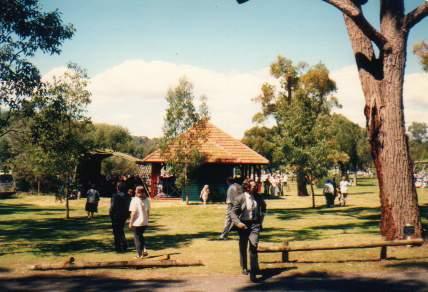 Vietnam Memorial Pavilion, Perth