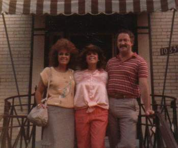 Jane, Jinelle and Paul Nealis